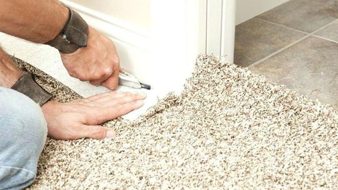 Укладка ковровых покрытий: инструкция не облажаться