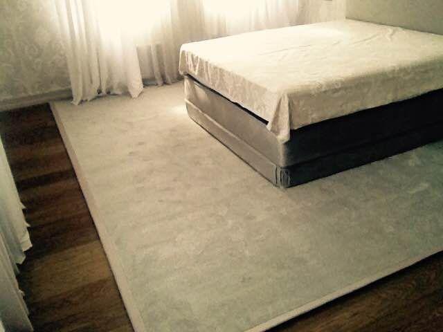 Ковер для спальни в частный дом