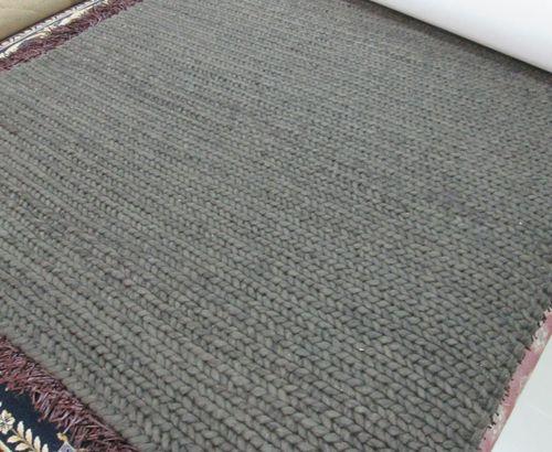 ковер плетенный